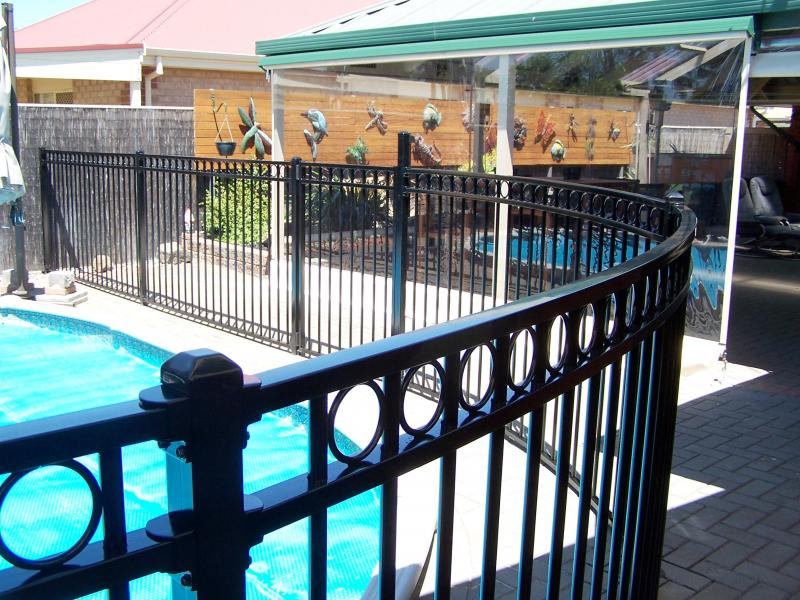 Custom DIY Pool Fencing Adelaide
