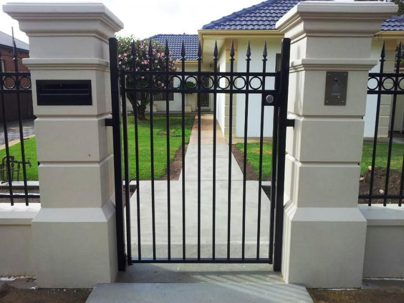 Personal Access Gates Adelaide