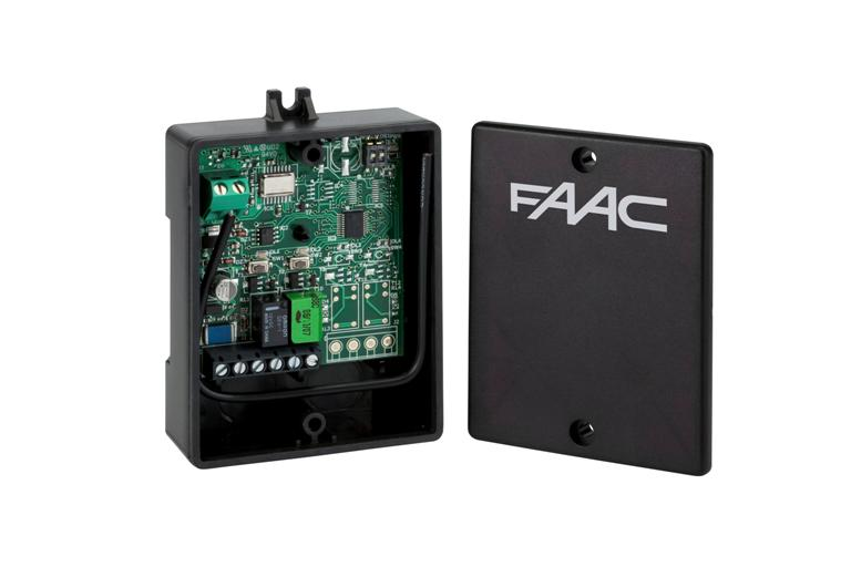 Faac Two/Four Channel External Receiver XR2/XR4 Global Access Systems
