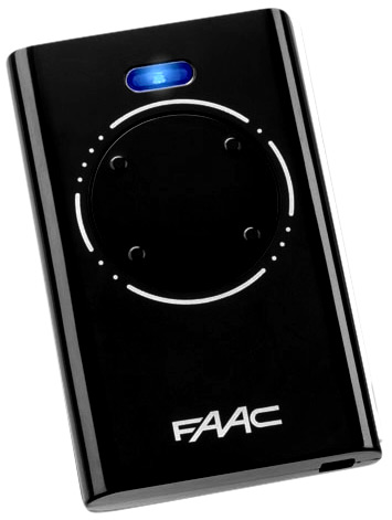 Faac Two Channel Long Range Remote